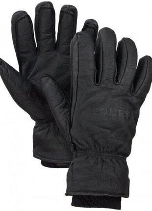 Рукавиці чоловічі marmot basic ski glove s black