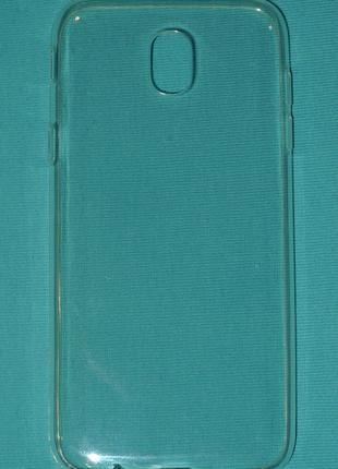 Чехол Solo для Samsung J530 J5 2017 прозрачный 0233