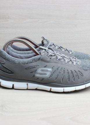 Легкие женские кроссовки skechers оригинал, размер 39.5 - 40