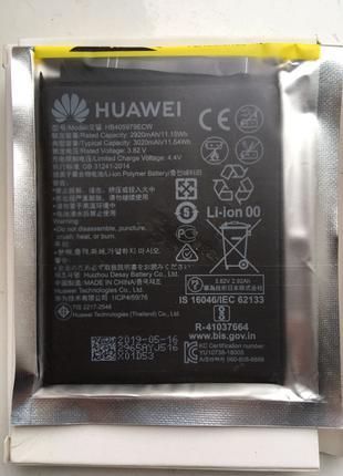 Аккумулятор Huawei HB405979ECW (3020 mAh) Honor 6A/6C/Nova/Y5/Y6