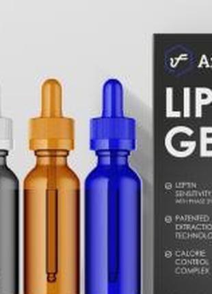 Lipo Genetic (Липо Генетик) - капли для похудения 3 флакона