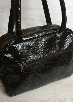 Сумка из натуральной кожи. кожаная сумка