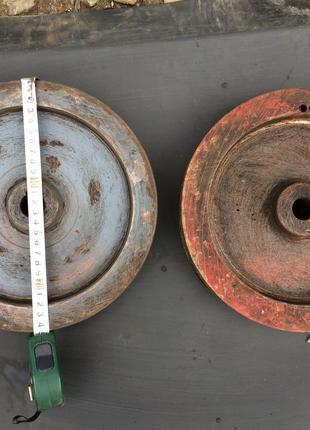 Шкив диаметром 250 мм