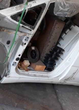 Кузов Fiat Scudo на запчасти