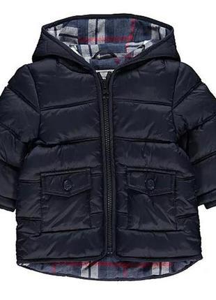 George детская куртка для мальчика на 1,5-2 года