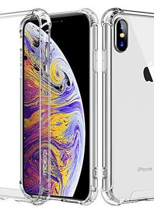 Противоударный прозрачный чехол iPhone XS Max