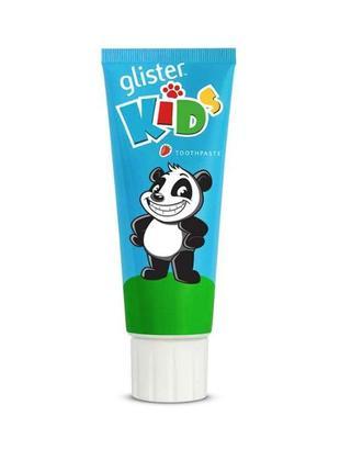 Зубная паста детская Glister kids AMWAY 65 мл/85 гр.