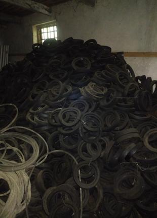 Резина для изготовление колес хозяйственных тачек приблизно 3000