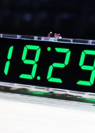 Часы электронные LED DIY KIT