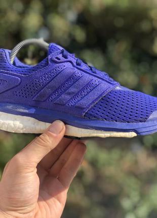 Adidas supernova glide 7 спортивні фітнес бігові кросівки ориг...