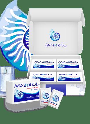 Комплекс минералов - 70 микроэлементов - Минерол