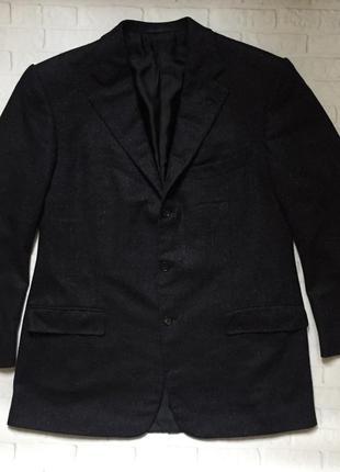 Кашемировый пиджак ermenegildo zegna оригинал