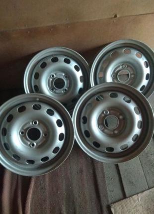 диски r14 4/100