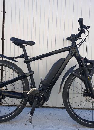 Електровелосипед yamaha shimano deore XT