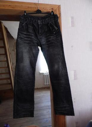 Вельветові джинси