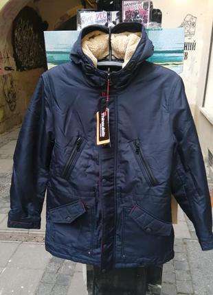 Куртка зимняя пальто утепленная классика appart