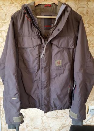 Утепленная куртка didriksons 1913 швеция