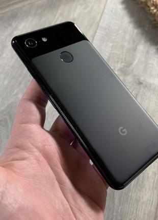 Гарантия Google Pixel 3 (2018) 64gb Black #849