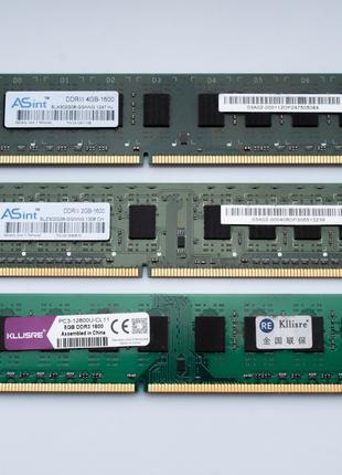 Планки модули памяти KLLISRE ASint DDR3 для AMD
