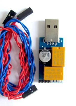 USB Watchdog Pro v2.4 управляет power и reset, зависание майнера