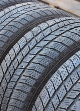 225-50-R17 BARUM POLARIS зимние шины 4штуки комплект GERMANY
