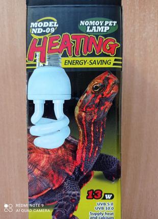 Новая лампа,лампочка для черепахи,агамы,хамелеона.Доставка по ...