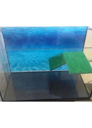 Террариум,аквариум для черепахи,агам,улиток,полоза.Доставка по...