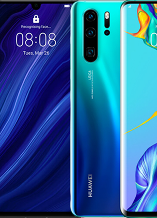 Смартфон Huawei P30 Pro, Хуавей п30 про мобильный телефон