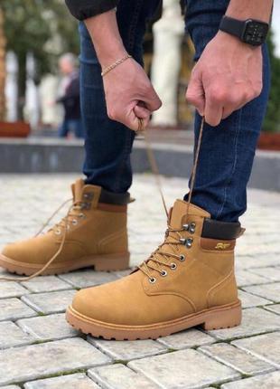 Мужские ботинки спорт зима