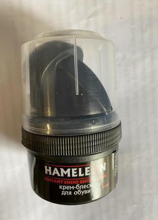 Крем-блеск для обуви Hameleon