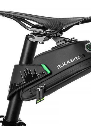 Велосумка Подседельная Сумка Для Велосипеда Rockbros Инструментов