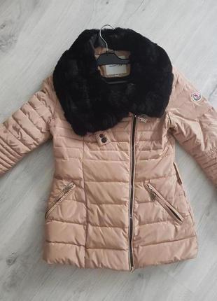 Куртка зимова ,пуховик