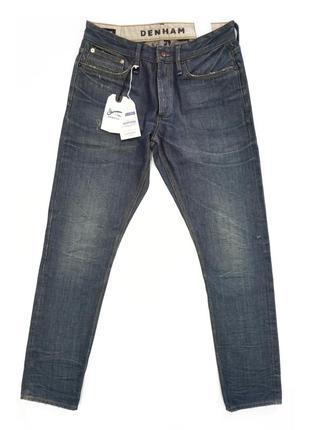 Распродажа! джинсы denham razor grns