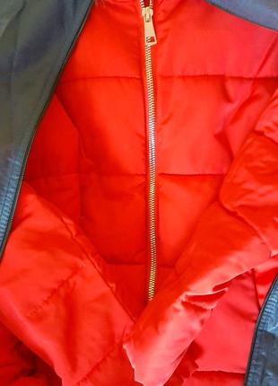 Гарячая цена ! Красная,стильная куртка! Фирма Top Secret