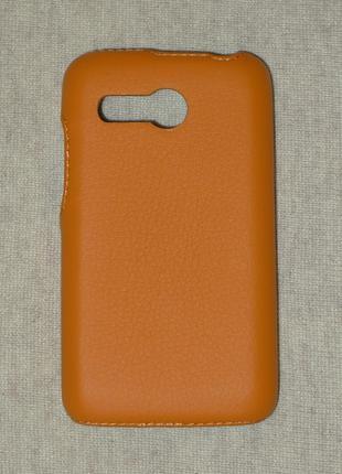Чехол Red Point для Lenovo A316 orange 0282