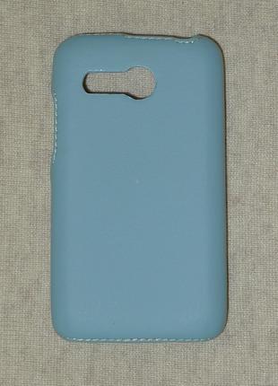 Чехол Red Point для Lenovo A316 голубой 0283