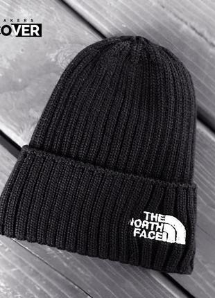 Мужские зимние шапки The North Face.