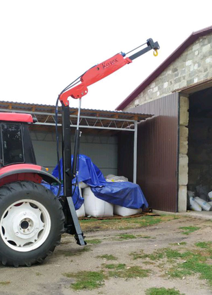 Подъемник навесной тракторный KozaK