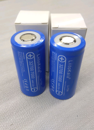 Аккумулятор LiFePO4 Liitokala 32700 3,2 вольт 7000mAh 2шт