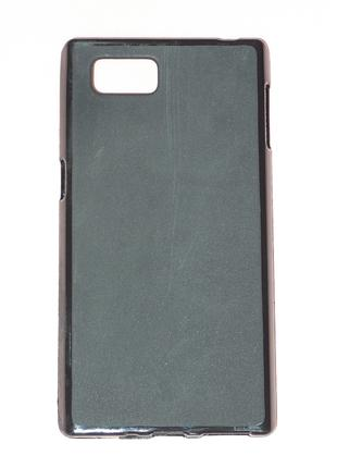 Чехол Drobak для Lenovo K920 Vibe Z2 black 0302