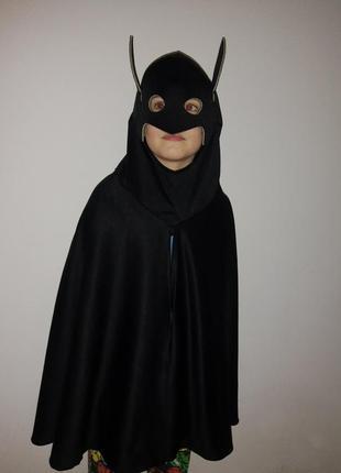 Карнавальный костюм детский бэтмен