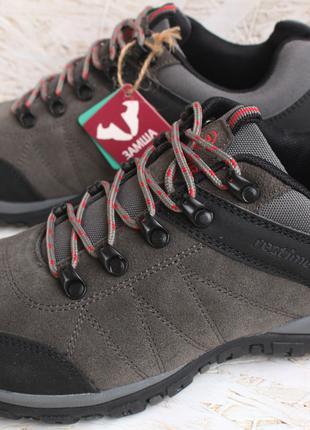 Кроссовки мужские демисезонные трекинговые, ботинки Restime 41-45