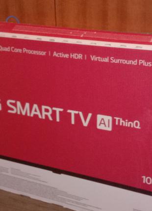 LG SMART TV  43LM63 теливизор