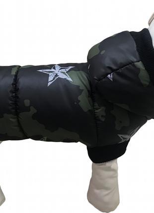 Одежда для собак Жилет камуфляж