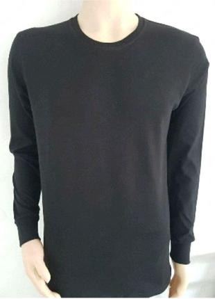 Мужская футболка с длинным рукавом Лонгслив пр-во Узбекистан