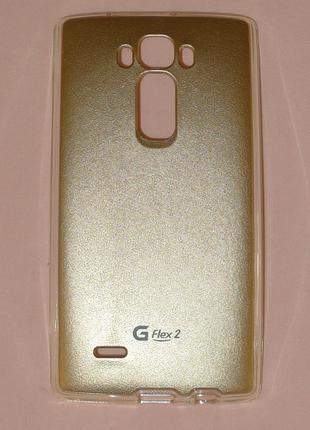Чехол Voia для LG H950 H955 G Flex 2 gold 0335
