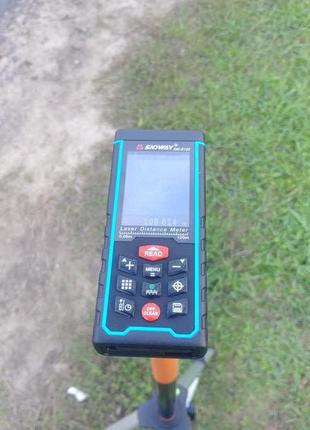 Дальномер лазерный  SNDWAY SW-S120