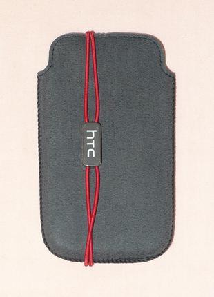 Чехол HTC PO S800 для Desire X кисет black 0346