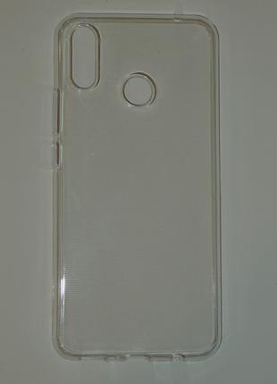 Чехол Profit  для Huawei P Smart Plus прозрачный 0351