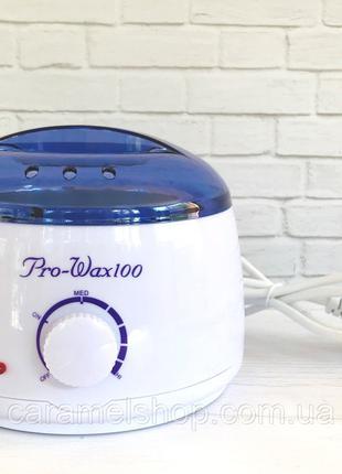 Pro-wax 100 Воскоплав для воска в банке 400 г